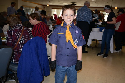 Judd Kendall VFW Post 3873 - Naperville, Illinois - Fish Fry - April 7, 2017
