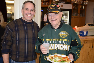 Judd Kendall VFW Post 3873 - Naperville, Illinois - Fish Fry - March 31, 2017