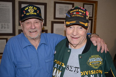 Judd Kendall VFW Post 3873 - Naperville, Illinois - Fish Fry - March 10, 2017
