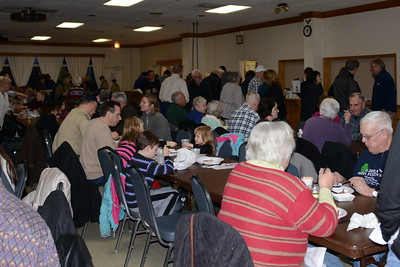 Judd Kendall VFW Post 3873 - Naperville, Illinois - Fish Fry - March 9, 2018