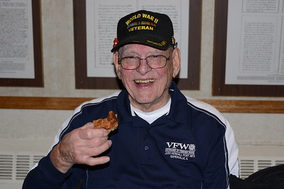 Judd Kendall VFW Post 3873 - Naperville, Illinois - Fish Fry - February 28, 2018