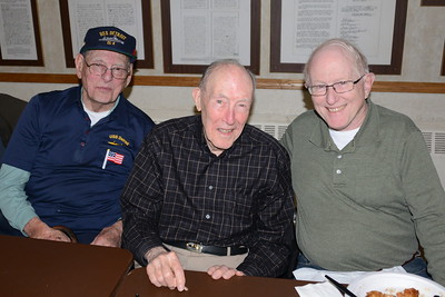 Judd Kendall VFW Post 3873 - Naperville, Illinois - Fish Fry - March 30, 2018