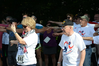 Judd Kendall VFW Post 3873 - Naperville, Illinois - 3rd Annual .1K Judd-A-Thon - September 18, 2016