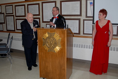 VFW - 2013 - Kendall Honors Ceremony