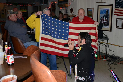 Judd Kendall VFW Post 3873 - Naperville, Illinois - Pig Roast - October 23, 2015