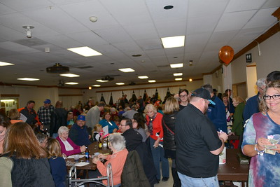 Judd Kendall VFW Post 3873 Turkey Raffle - November 19, 2016