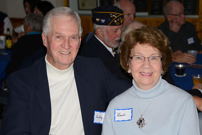 Judd Kendal VFW Post 3873 - Naperville, Illinois - Veterans Day Dinner - November 11, 2014
