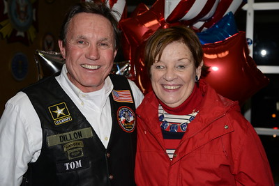 Judd Kendall VFW Post 3873 - Naperville, Illinois - Veterans Day Dinner - November 11, 2015
