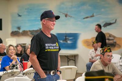 VFW Miller T-shirt n Meeting