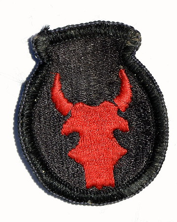 VFW Post 3873 - Panel 01 - Patch 20 - 34th Infantry Division Insignia