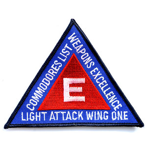 "VFW Post 3873 - Panel 10 - Patch 18 - USS ENTERPRISE (CVN-65), aka: The Prize, ""Eight Reactors, None Faster"""
