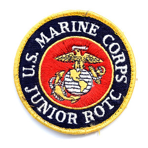 VFW Post 3873 - Panel 10 - Patch 02 - USMC Jr. ROTC