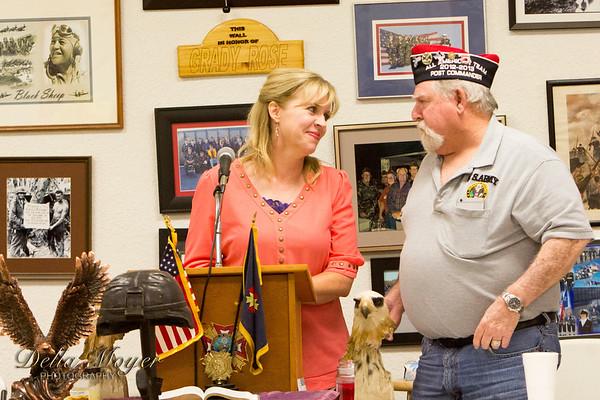 VFW Veterans Day Planning