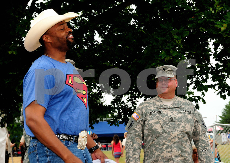 MILITARY PHOTOS @ COUNTRY THUNDER 7/19/2012