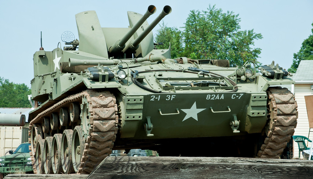M19 Twin 40mm Gun Motor Carriage