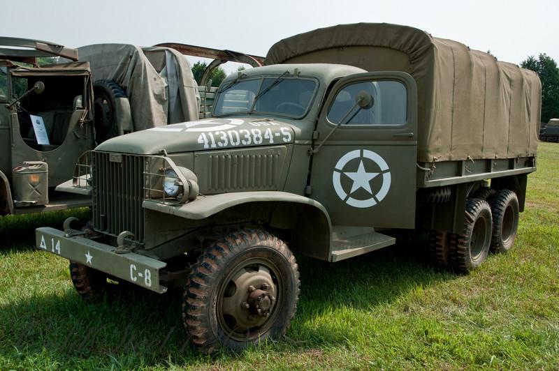CCKW 2 1/2 Ton 6x6 Cargo Truck