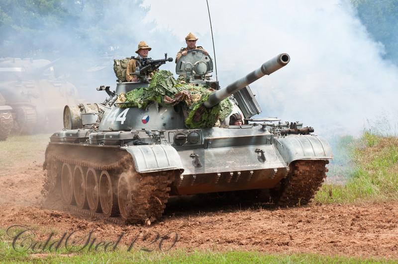 Czech T-55
