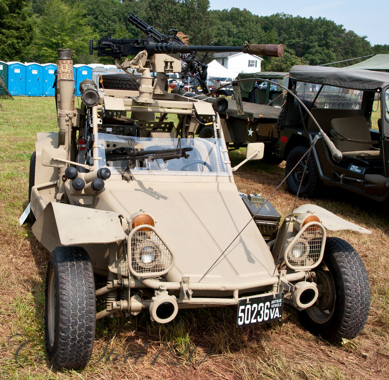 Desert Patrol Vehicle (DPV), formerly called the Fast Attack Vehicle (FAV)