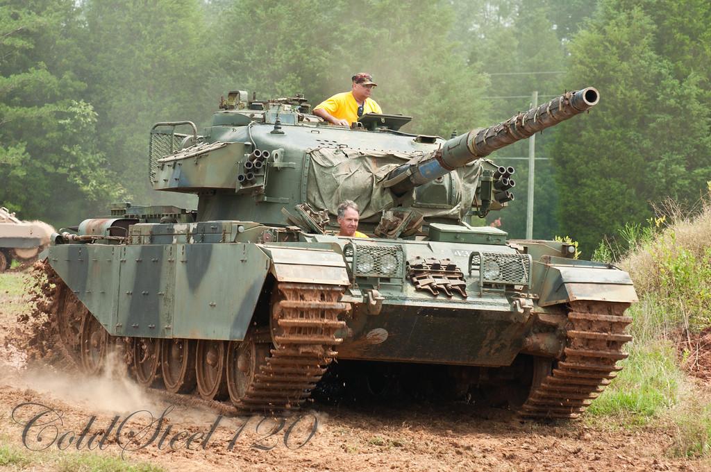 MK 13 Centurion MBT