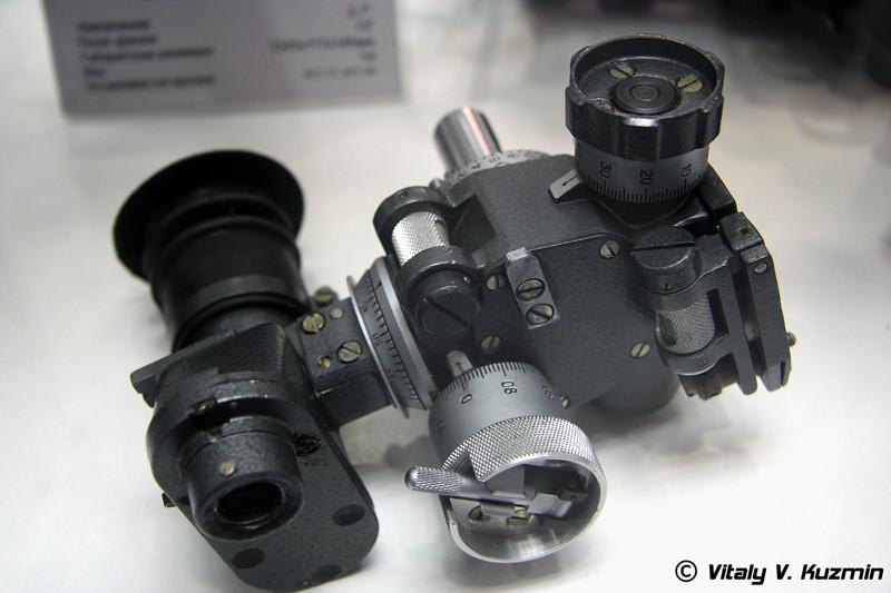 ПАГ-17 прицел для автоматического гранатомета (PAG-17 automatic grenade launcher scope)