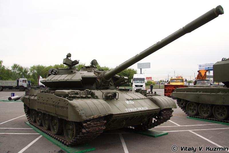 Т-55АМ (T-55AM)