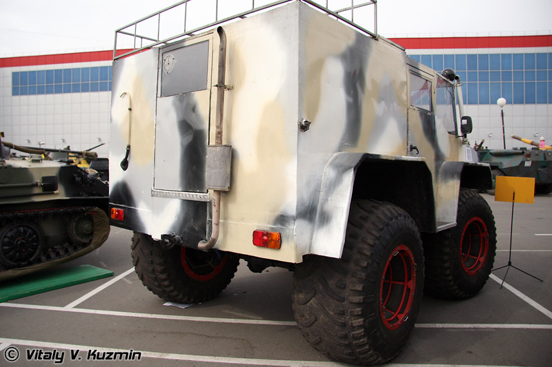 Вездеход Викинг 2 (Viking 2 all-terrain vehicle)
