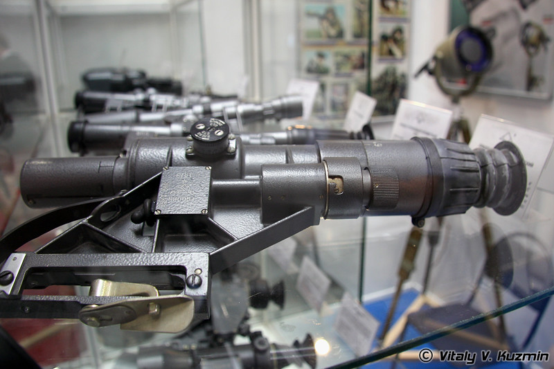 СПП прицел стрелковый пулеметный (SPP machinegun scope)