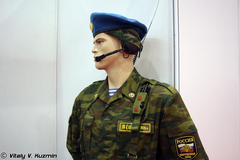 Радиостанция Р-168-0,5У(М) (R-168-0,5U(M) radio)