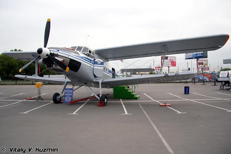 Ан-3Т (An-3T)