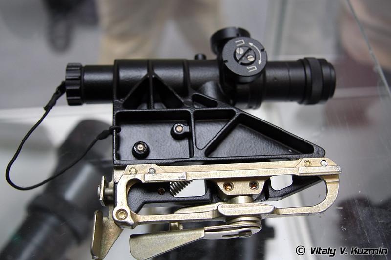 ЦЛН-1К целеуказатель лазерный ночной (TsLN-1K aim laser night designator)