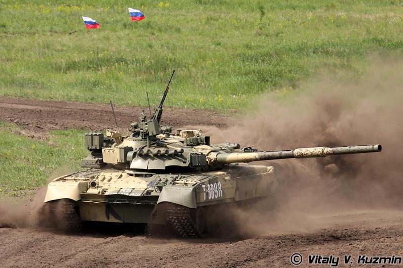 Т-80УК (T-80UK)