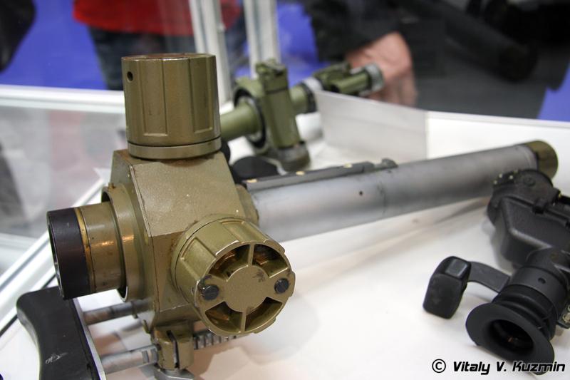 Оптический прицел ОП4М (OP4M scope)