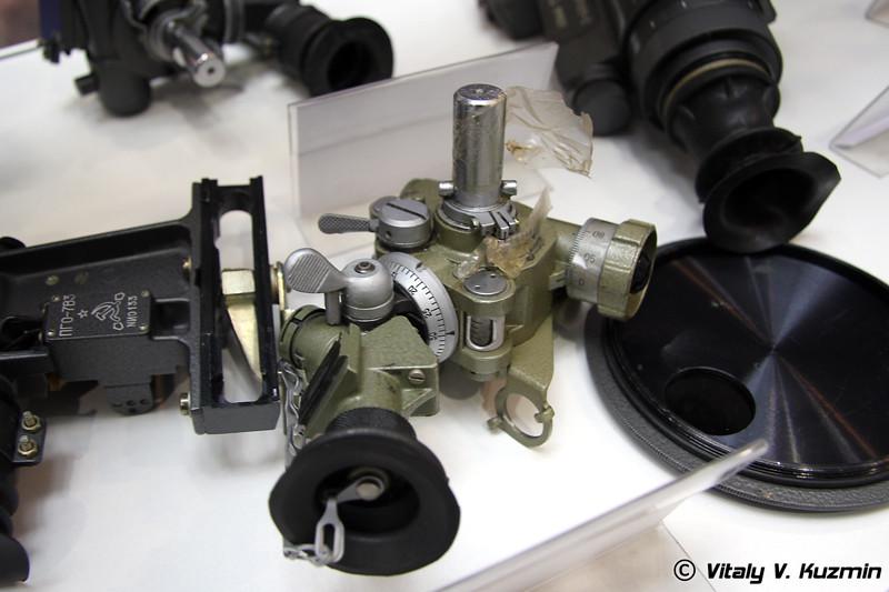Минометный оптический прицел МПМ-44М (MPM-44M mortar scope)