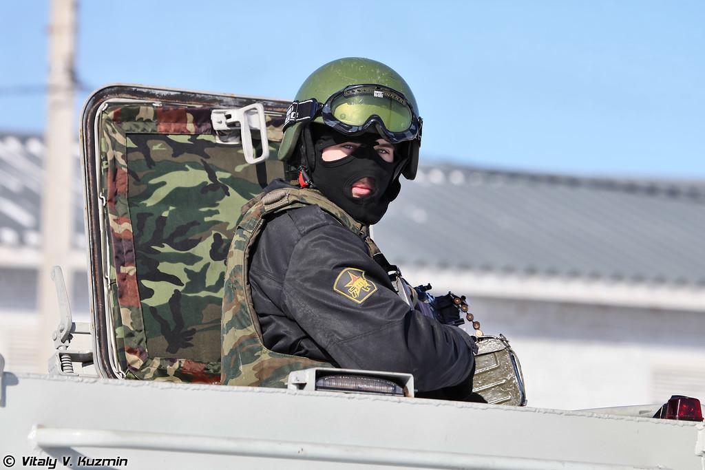 "33-го ОСН ""Пересвет"" (33rd OSN Peresvet)"