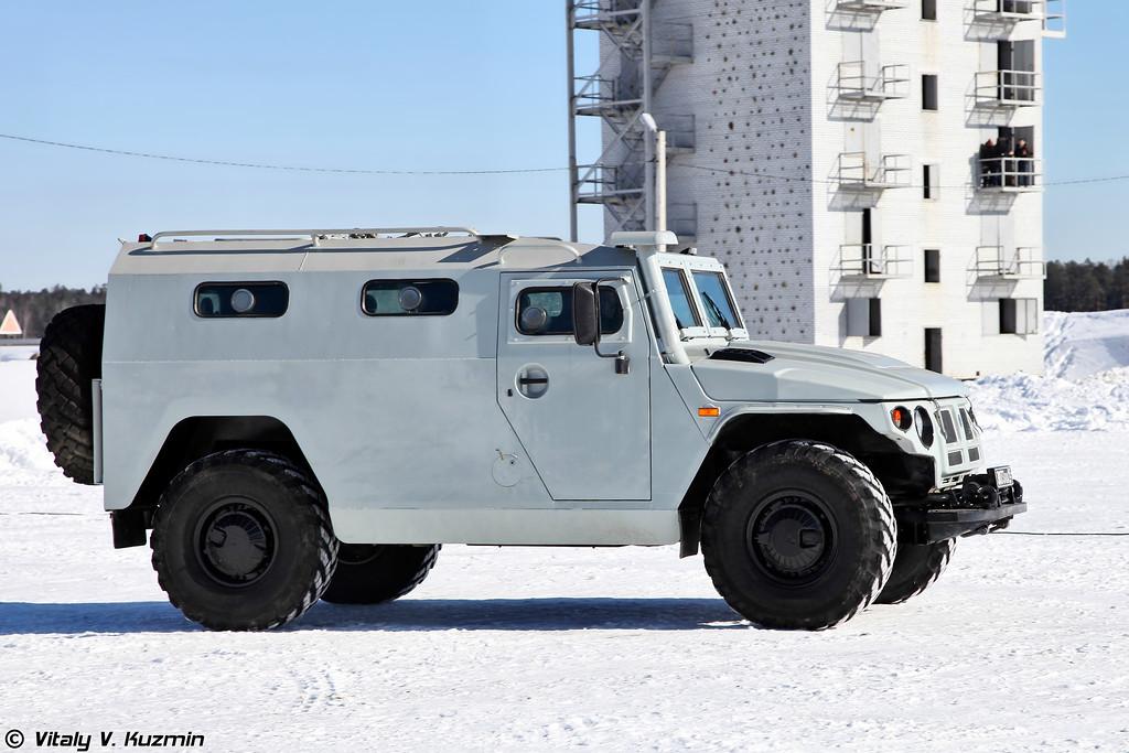 ГАЗ-233036 СПМ-2 33-го ОСН (GAZ-233036 SPM-2)