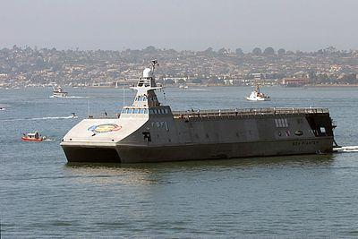 Sea Fighter (FSF-1)