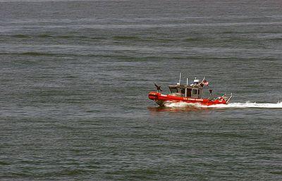 US Coast Guard Patrol Boat