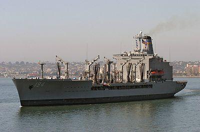 USNS John Ericsson (T-AO 194)