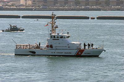 USCGC Sea Otter (WPB 87362)