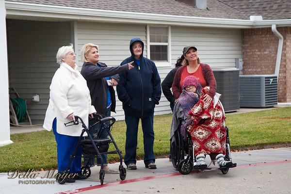Veteran Day Meredith House 2017