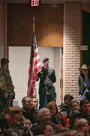Veterans Day 4th Grade Program 2018
