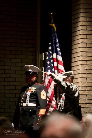 Veterans Day Program 2017