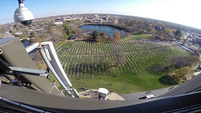 Healing Field 2015 - View From The Carillon