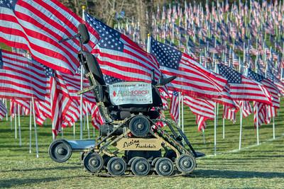 Healing Field - Naperville, Illinois - November 8, 2019