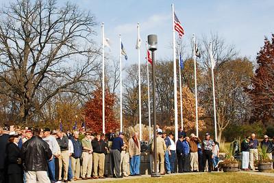 Veterans Day 2010, Naperville, Illinois