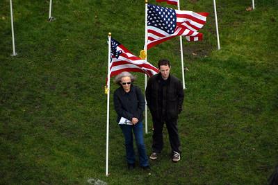 Veterans Day Ceremony - 2012 - Naperville, Illinois