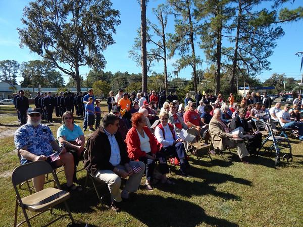 Veterans Day in Jasper, FL 2013
