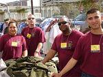 Veterans Day Community Service, 2005.