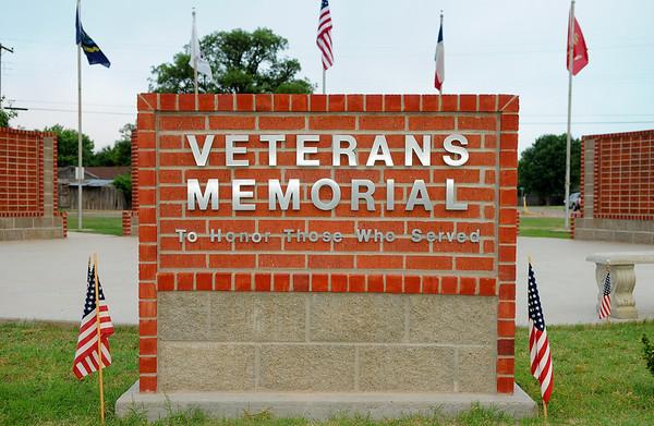 Veterans  Memorial.. Memorial Day May 31st 2010