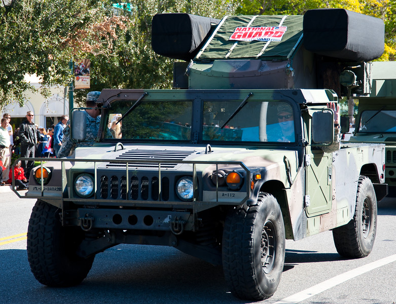 2011 Veterans Day Parade, Sarasota, Florida